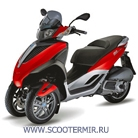 Piaggio MP3 125ie Yourban